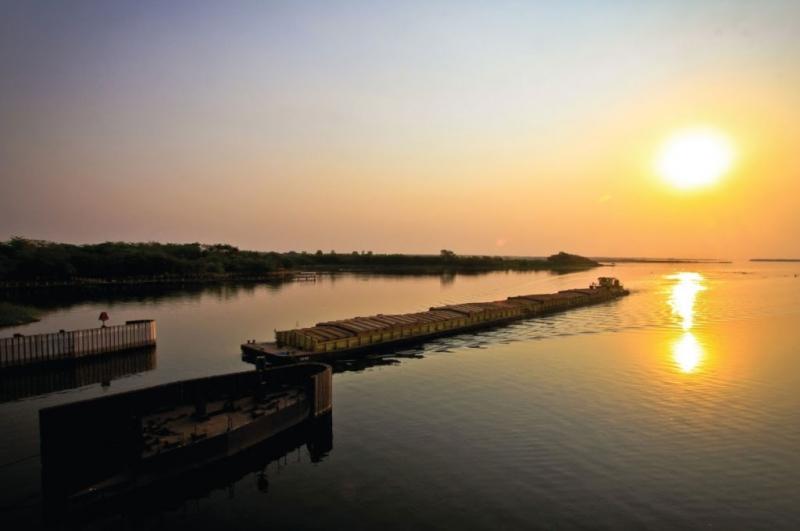 5 projeto de hidrovia