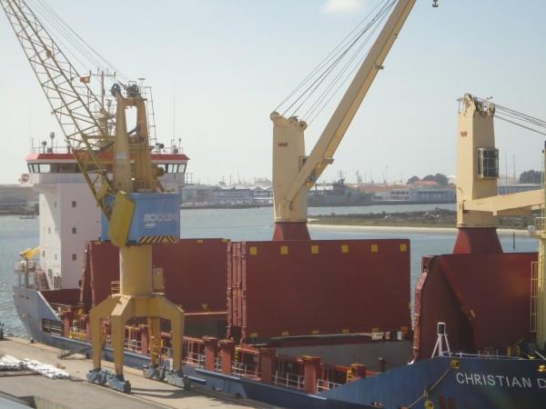 13 portos nacionais com recorde