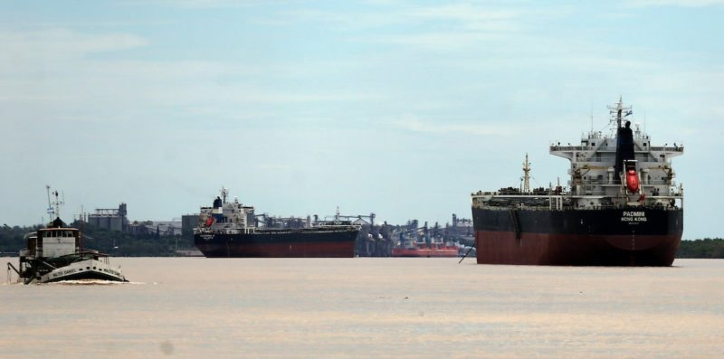13 ship queue grows